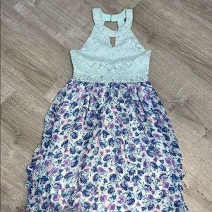 Formal little girls dress